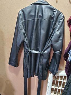 XL Worthington Leather Jacket Thumbnail