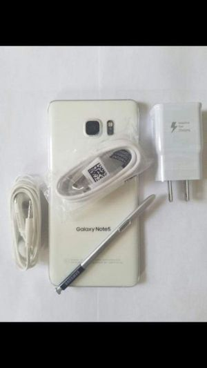 Samsung Galaxy Note 5 Factory Unlocked Excellent Condition,(As Like Almost New) for Sale in VA, US