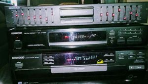 Kenwood home stereo system for Sale in Cincinnati, OH