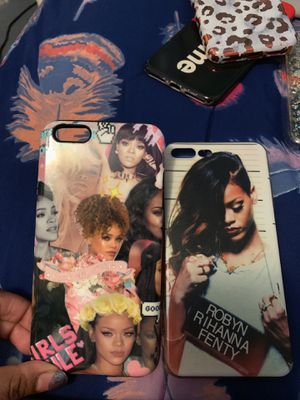 iPhone 8 Plus Rihanna phone case for Sale in Washington, DC