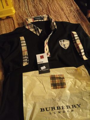 burberry shirt for Sale in Baltimore, MD