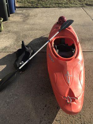 Orange Dagger Nomad 8.5 kayak for Sale in Herndon, VA