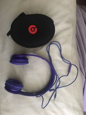 Beats by Dr. Dre Solo HD for Sale in St. Louis, MO