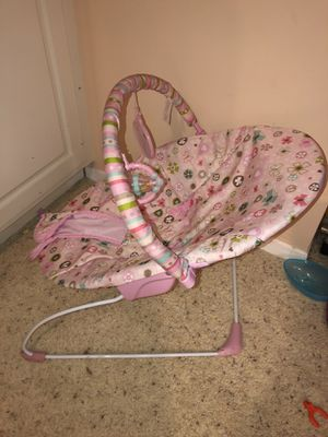 Bright Starts baby bouncer for Sale in Los Angeles, CA