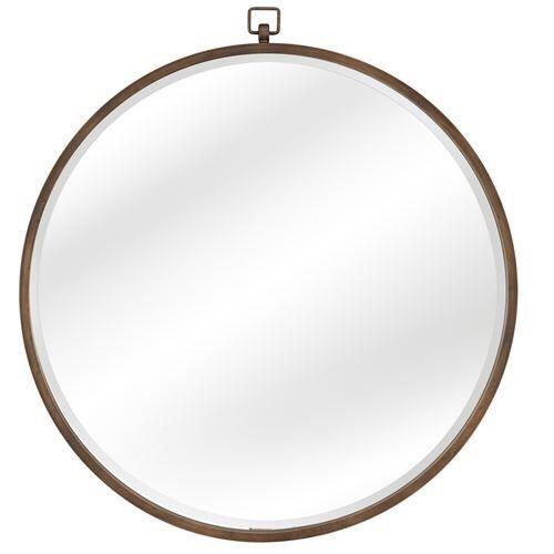 36 inch round mirror console table round 36 inch round mirror bassett for sale in kildeer il offerup