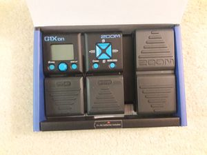 Zoom G1Xon guitar effects pedal for Sale in Midlothian, VA