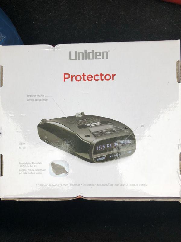 Uniden dfr6 radar protector for Sale in Miami, FL - OfferUp