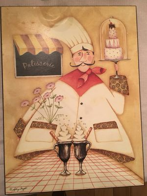 3 Chef pictures for Sale in Bumpass, VA