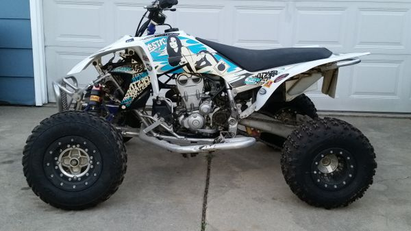 Yamaha Yfz 450 Nationals Race Atv For Sale In Belvidere