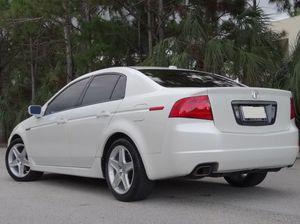Photo White Exterior Oil Change'Acura TL 2006 V6 MOTOR!