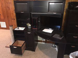 Large computer desk for Sale in Arlington, VA