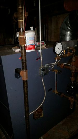 WEIL MCLAIN SERIES 2 BOILER for Sale in Hobart, IN - OfferUp