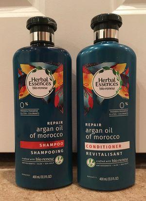 Herbal Essences Bio Renew shampoo & conditioner for Sale in Alexandria, VA
