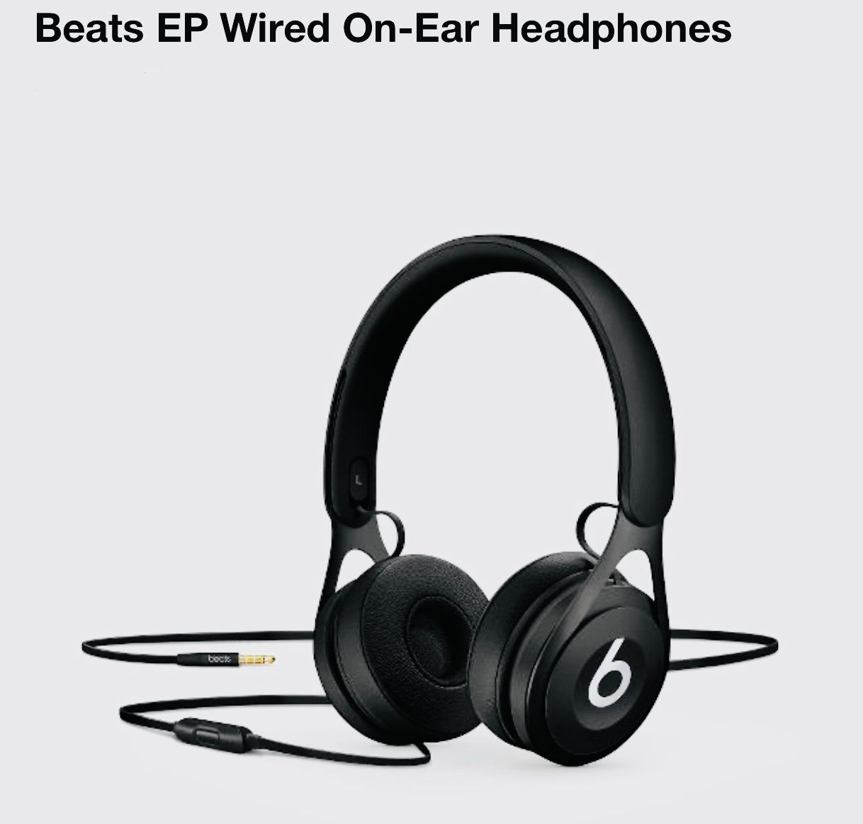 BRAND NEW Beats By Dre EP Headphones