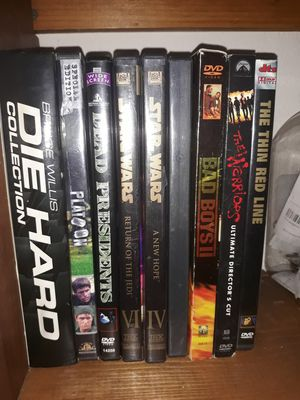 Used Dvds For Sale >> New And Used Dvd For Sale In Monterey Ca Offerup