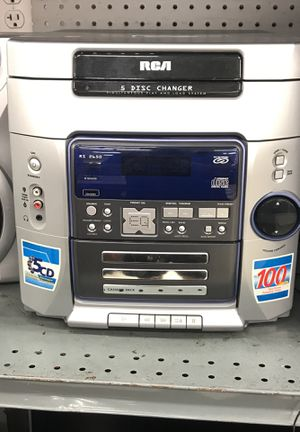 RCA Simultaneous Disc Changer for Sale in Houston, TX