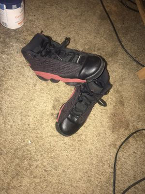 f179dddf06d Air Jordan's 13 retro black and red size 6.5 can fit 7 for Sale in Oklahoma