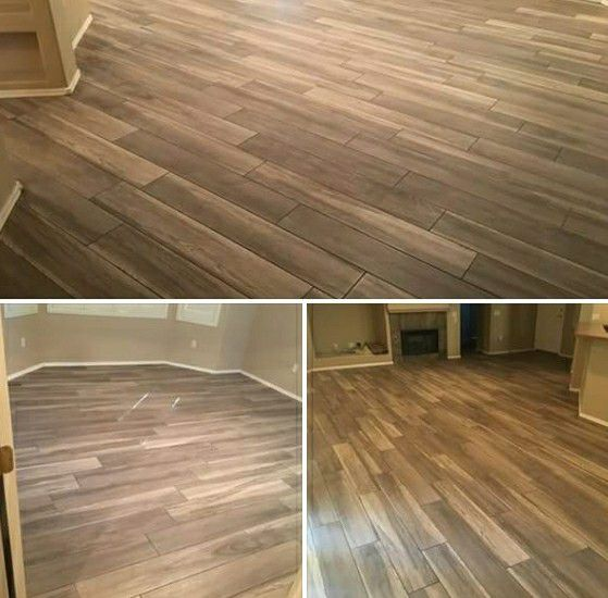 Victus Latte 8x48 Porcelain Wood Look Tile 25 Off Retail For Sale In Peoria Az Offerup
