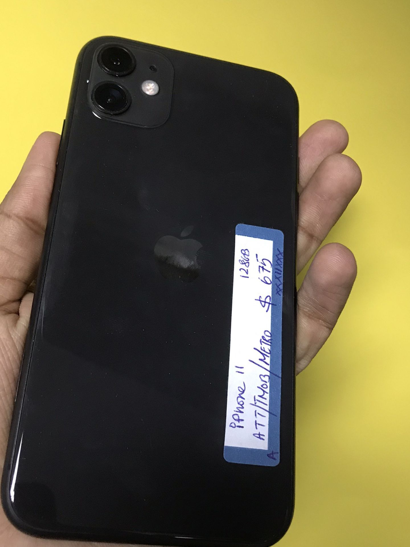 iPhone 11 128gb Att T-Mobile Metro Finanacing Available For 54 Down No Credit Needed Take Home Today