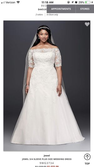 New And Used Wedding Dresses For Sale In Puyallup Wa Offerup