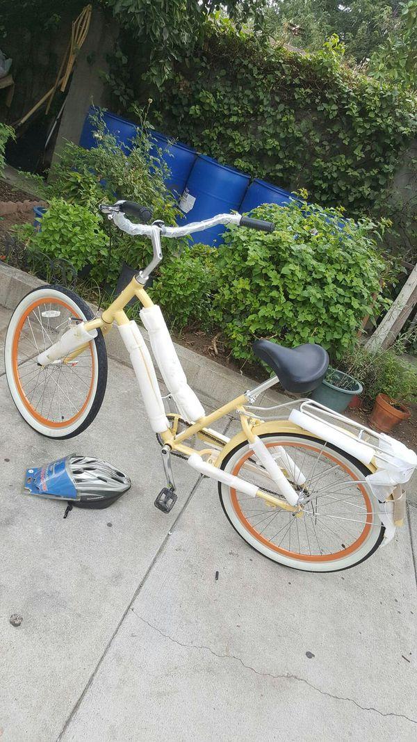 Brand New Bike 26 Beach Cruiser Cream For In Los Angeles Ca Offerup