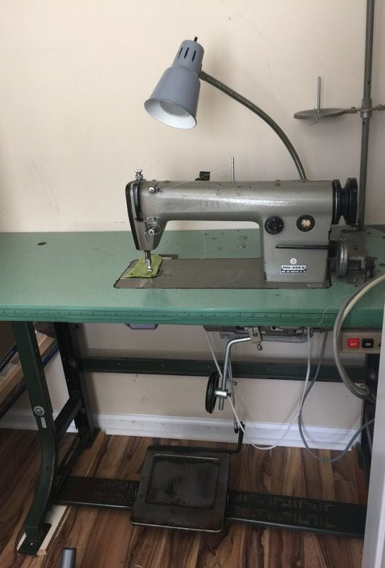 Juki Sewing Machine Industrial DDL4040 For Sale In Jacksonville Custom Industrial Juki Sewing Machine