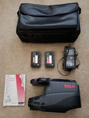 RCA camcorder, model cc543 for Sale in Seattle, WA