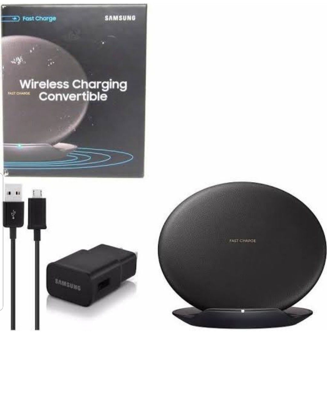 Samsung s9 wireless charger charges all phone that are capable of wireless charge
