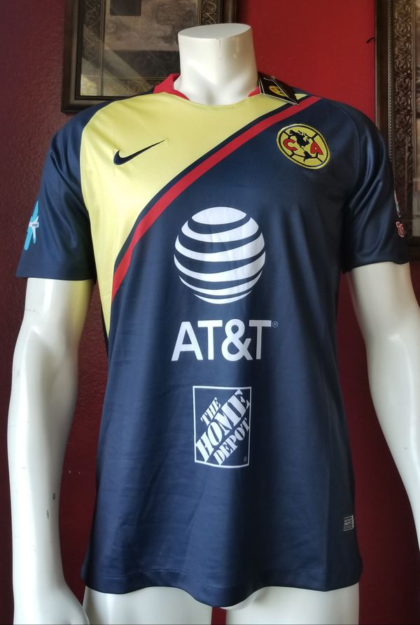 c48074975bf CLUB AMERICA 2018 19 AWAY SOCCER JERSEY for Sale in ...