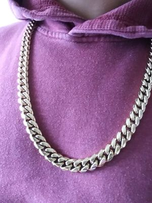 Early Black Friday sales!! New 14k Gold Filled Cuban Chain Best Top Quality!! All Sizes Available!! for Sale in LaPlace, LA