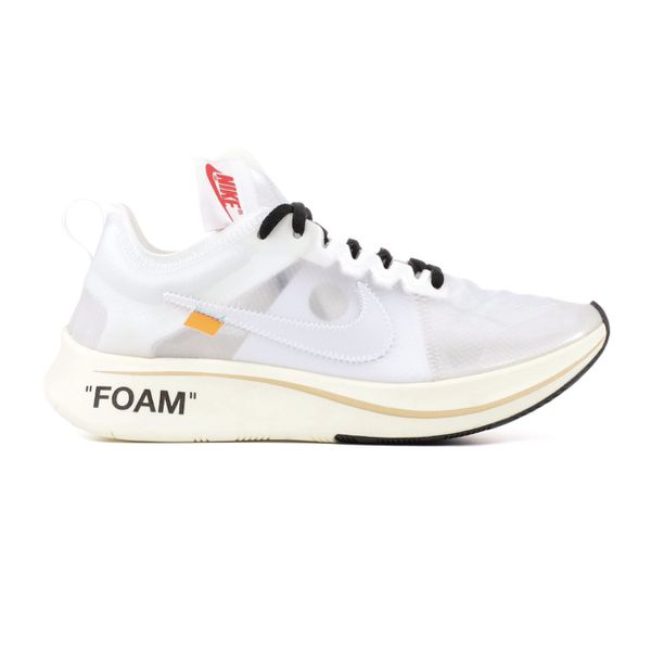 3bbc9368a27e Off White x Nike Zoom Fly Size 8.5