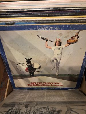 Vinyl Records - Large selection of various artists and genres of music for Sale in Houston, TX