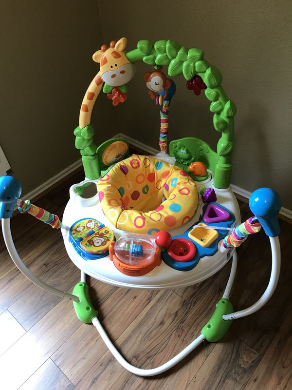 d53e0d640 Fisher-Price Go Wild Jumperoo for Sale in Coppell