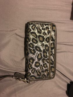 Coach pocket book purse Thumbnail
