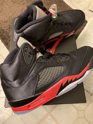 Air Jordan 5 satin bred for Sale in Owings Mills, MD