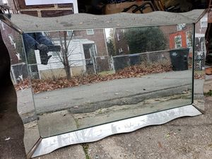 Antique Mirror (approx 3ft x 4ft) for Sale in Washington, DC