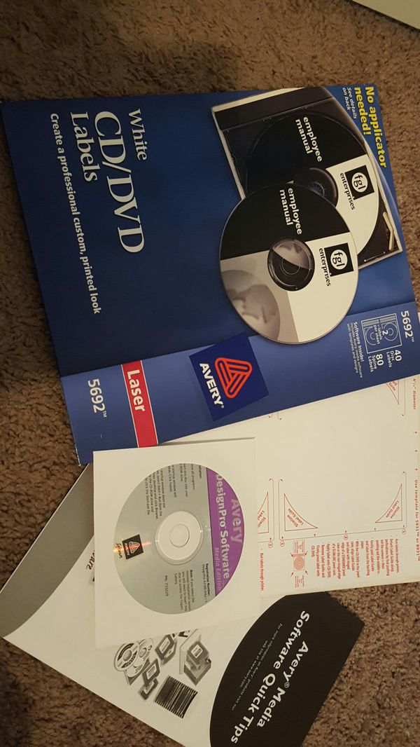 29 printable cd labels with software for sale in lathrop ca offerup