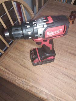 Milwaukee drill Thumbnail