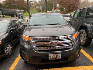 2015 Ford Explorer limited for Sale in Aspen Hill, MD