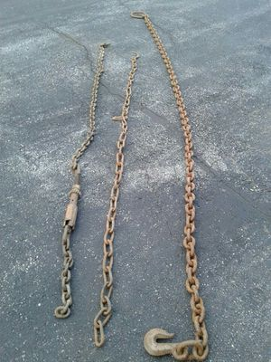 9' 10'& 14' Chain Lot for Sale in Frederick, MD
