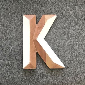 """Letter """"K"""" Wall Decor for Sale in Washington, DC"""