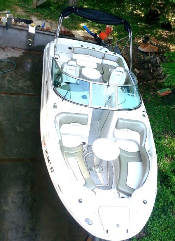 Sea Ray  Sundeck 220 for Sale in North Bethesda, MD - OfferUp