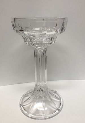"""Crystal Candle Holder Elegant Decor Centerpiece 10"""" Tall for Sale in Moreno Valley, CA"""