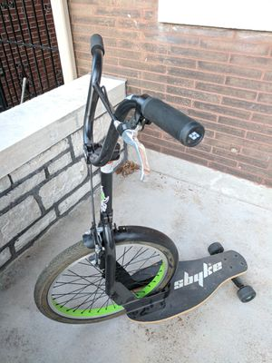 SBYKE P20 (SKATE BOARD BIKE) for Sale in St. Louis, MO
