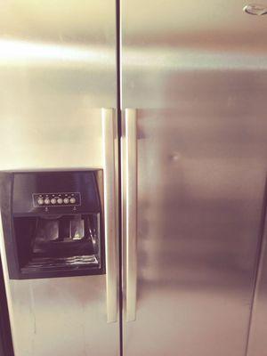 Stainless steel fridge for Sale in Orlando, FL