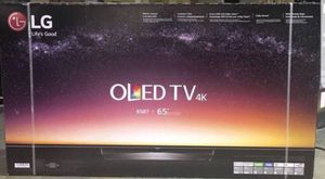 """LG OLED65B7P 65"""" OLED 4K UHD HDR LED Smart TV (FREE DELIVERY) for Sale in Tacoma, WA"""