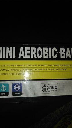 Mini Aerobic bar new in box Thumbnail