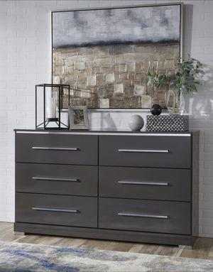 Steelson Gray Dresser Brand new for Sale in Houston, TX
