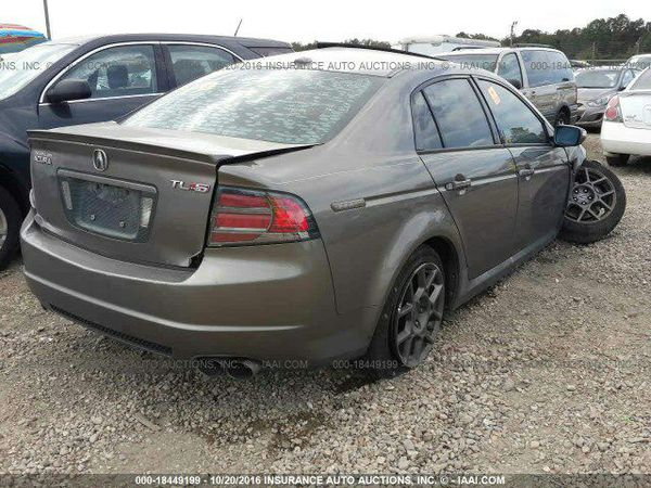 2008 Acura Tl Type S Navigation >> 2008 Acura Tl Type S For Parts For Sale In Houston Tx Offerup