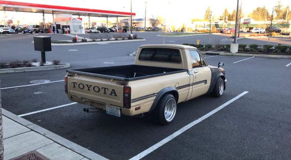 1980 Toyota Pickup Mini Truck For Sale In Vancouver Wa Offerup